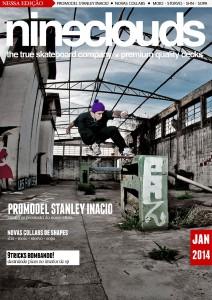 Nineclouds Skateboards - Catalogo 1° Semestre 2015 JAN2014
