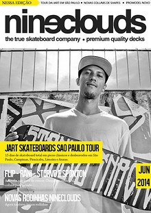 Nineclouds Skateboards - Catalogo 1° Semestre 2015