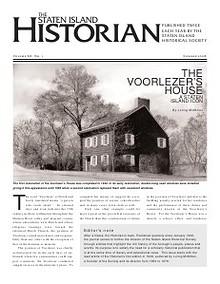 The Staten Island Historian