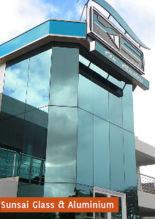 Sunsai Glass and Aluminium