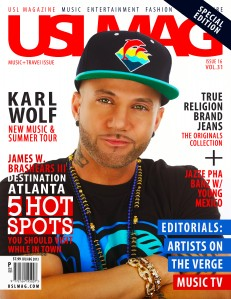 USL Magazine Issue 16 Vol. 31 - Karl Wolf