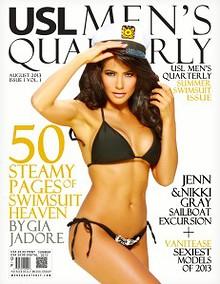 USL Magazine USL Men's Quarterly Summer 2013