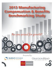 Manufacturing Benchmarking Study