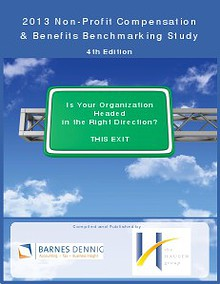 Non-Profit Compensation, Benefits & Benchmarking Study