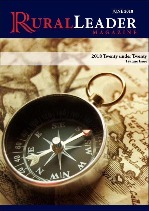 Rural Leader Magazine JUNE 2018