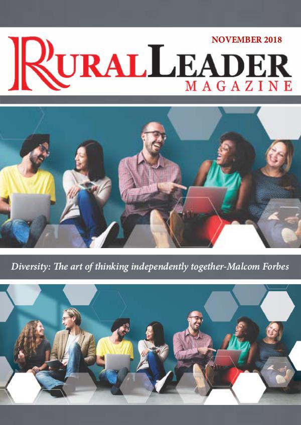 Rural Leader Magazine NOVEMBER 2018