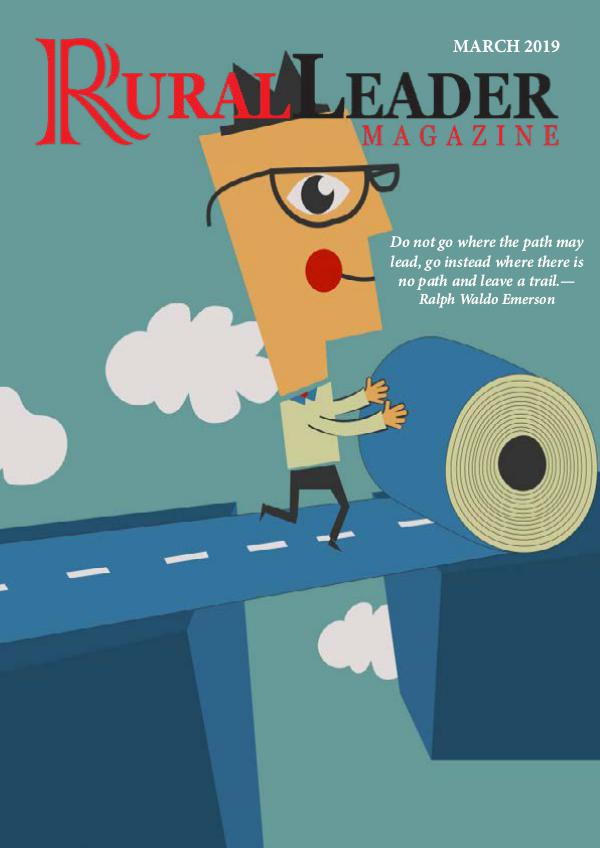 Rural Leader Magazine MARCH 2019