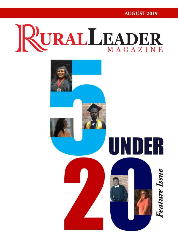 Rural Leader Magazine AUGUST 2019