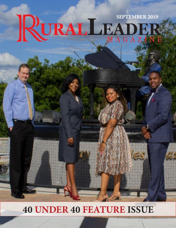 Rural Leader Magazine 2019 RL MAG SEPTEMBER PRINT EDITION