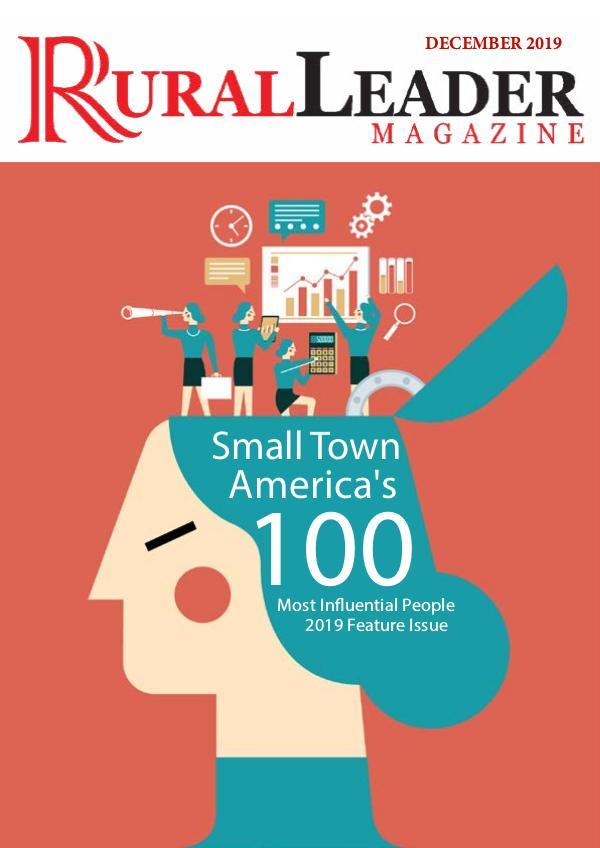 Rural Leader Magazine DECEMBER 2019