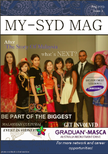 MY-SYD Mag Aug 2013