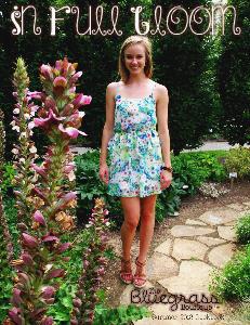 In Full Bloom Summer 2013 Lookbook