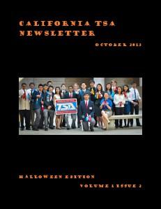 California TSA Newsletter October 2013