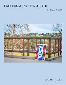 California TSA Newsletter February 2014