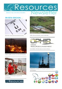 RESOURCES NEWSLETTER EDICIÓN 25 JULIO 2013