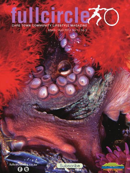 Full Circle Digital Magazine March | April 2014