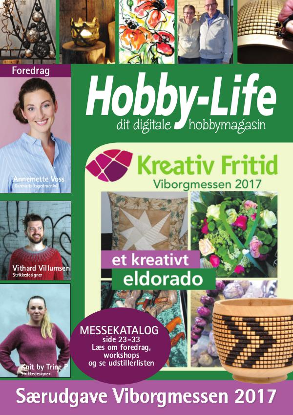 Hobby-Life Hobby-Life, Viborgmessen 2017