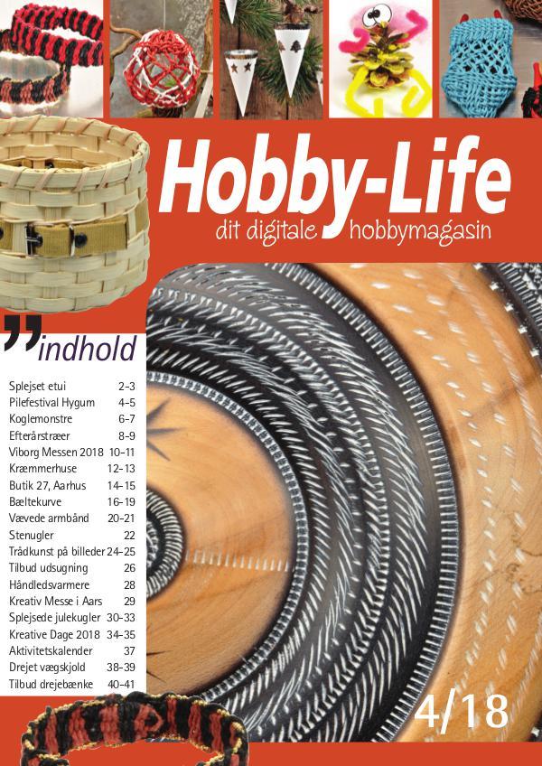 Hobby-Life Hobby-Life 4-2018