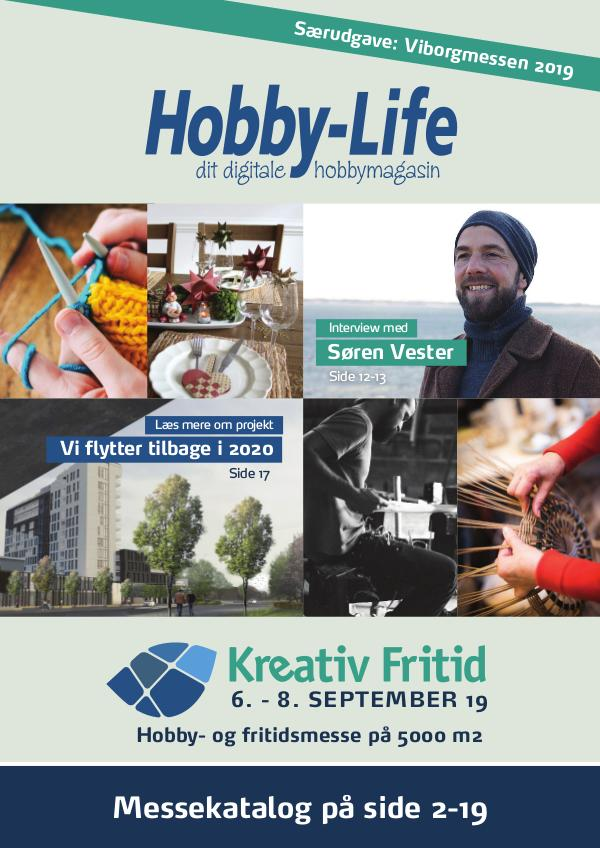 Hobby-Life Viborgmessen 2019