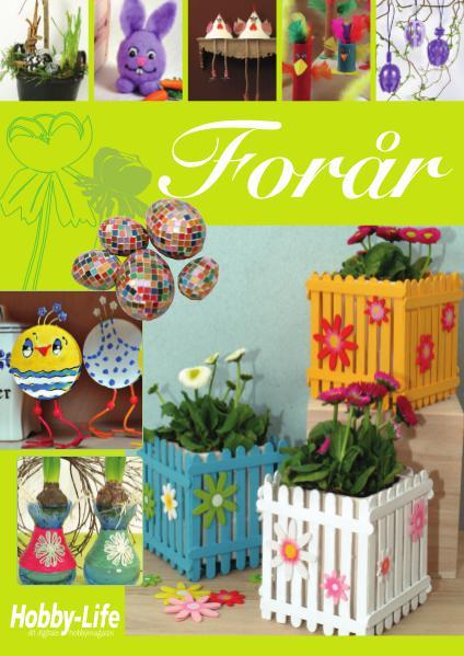 Gratis tema-magasiner Forår