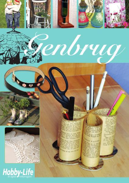 Gratis tema-magasiner Genbrug