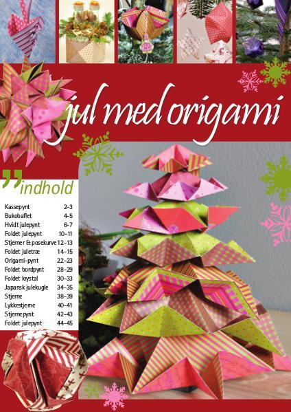 Jul med origami