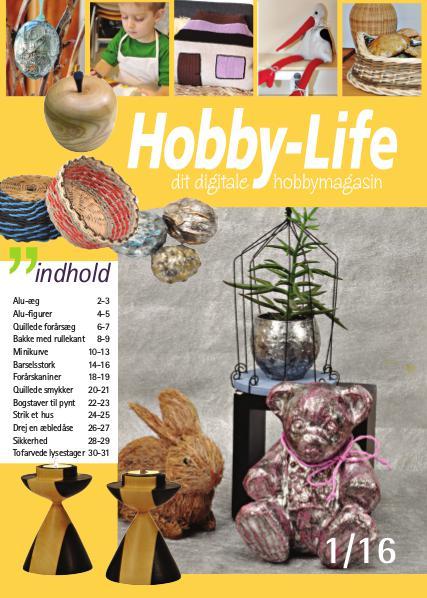 Hobby-Life Hobby-Life nr. 1-2016.