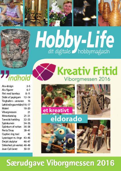 Hobby-Life, Viborg Messen 2016