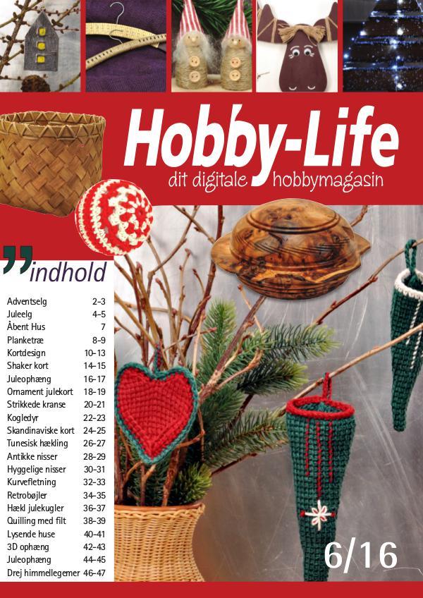 Hobby-Life nr. 6-2016