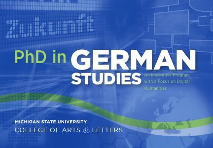 German PhD Program Brochure 2013