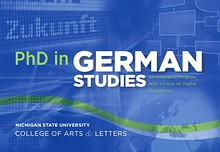 German PhD Program Brochure