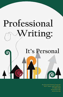 Professional Writing Brochure