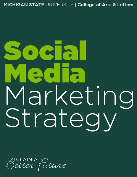Social Media Marketing Strategy February 2014