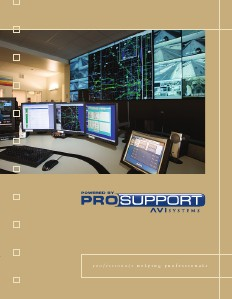 AVI Systems ProSupport Brochure
