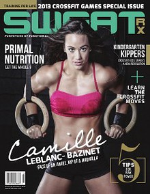 SWEAT RX Magazine