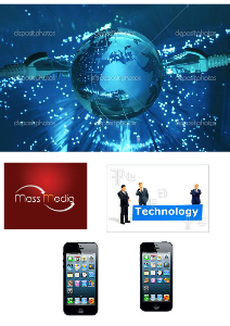 GROWTH OF MASS MEDIA AND TECHNOLOGY Volume 1