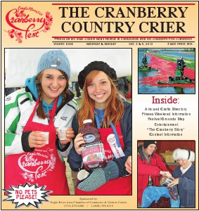 Special Sections THE CRANBERRY COUNTRY CRIER