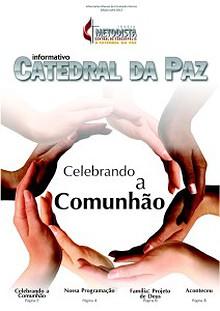 Boletim Informativo - Catedral da Paz