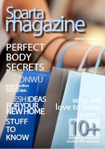 Sparta Magazine July 2013