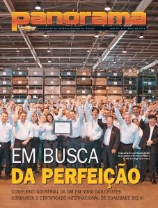 Revista Panorama #5 Maio.2013