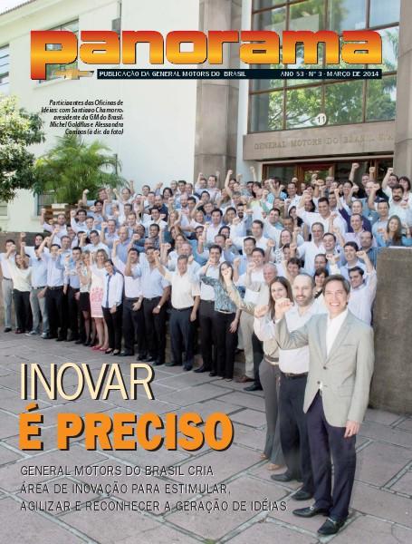 Revista Panorama #3 Março.2014
