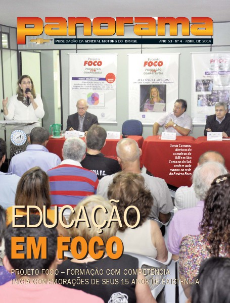 Revista Panorama #4 Abril.2014