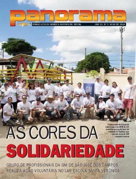Revista Panorama #5 Maio 2014