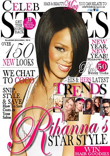 Celeb Styles magazine