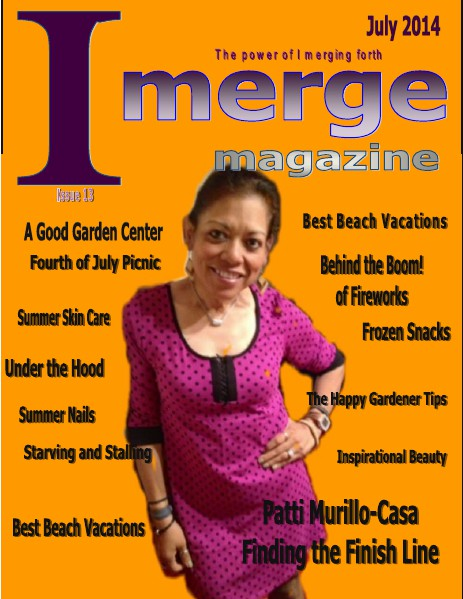Imerge Magazine July 2014