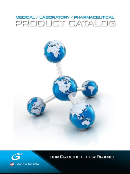 G2 Medical / Laboratory / Pharmaceutical Product Catalog 2014 - G2 Product Catalog