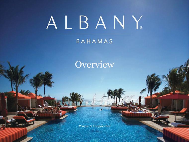 Albany Presentations 1