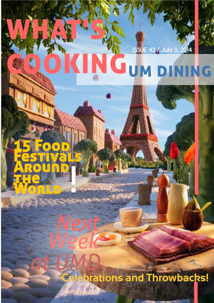 What's Cooking July 3, 2014