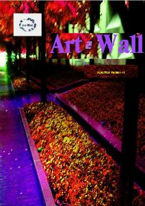 Art2Wall Volume #1 Sept.,2013