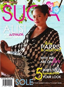 SUGA Magazine